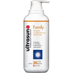 Ultrasun 30 SPF Family (400 ml)