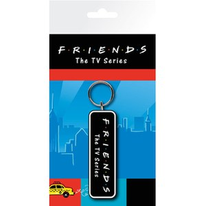 Friends Logo - Keyring