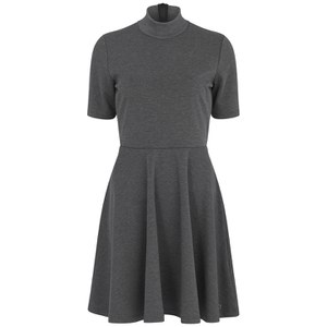 nümph Womens Lucinda Dress - Grey Melange