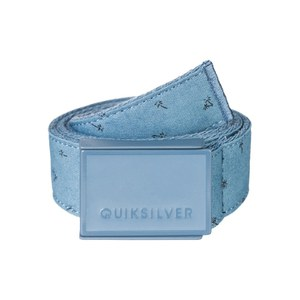 Quiksilver Men's Vacation Belt - Blue