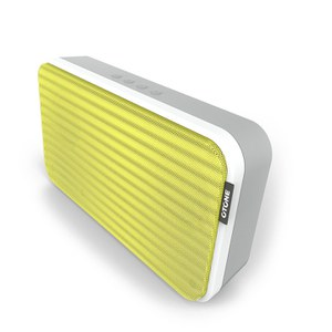 Otone BluWall Portable Bluetooth Speaker - Yellow