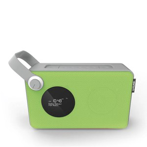 Otone BluMotion Portable Bluetooth DAB Radio - Green