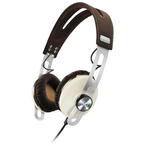 Sennheiser Momentum 2.0 On-Ear Headphones Inc In-Line Remote & Mic - Ivory