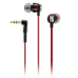 Sennheiser CX 3.00 Canal Earphones - Red