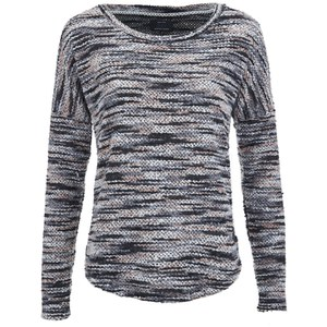 ONLY Women's Tracy Long Sleeve Sweatshirt - Cloud Dancer