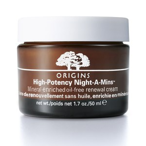 Origins High Potency Night-A-Mins Mineralreiche Ölfreie Erneuerungscreme 50ml