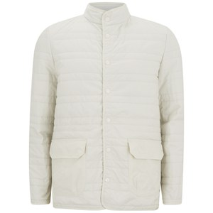 Arpenteur Men's Sail Gab Thermo Jacket - Off White