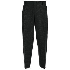 McQ Alexander McQueen Men's Tapered Pleat Trousers - Dark Earth