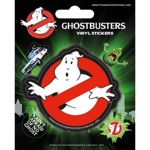 Ghostbusters Logo - Sticker