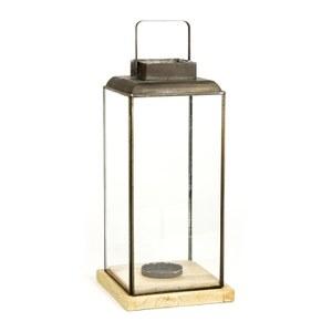 Parlane Abersoch Lantern - Clear (430x200mm)