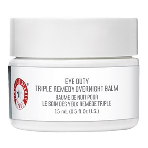 First Aid Beauty Eye Duty Triple Remedy baume de nuit contour des yeux