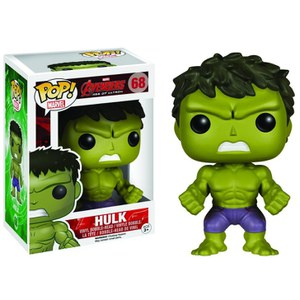 Marvel Avengers Age of Ultron Gama Glow Hulk Exclusive Pop! Vinyl Figure