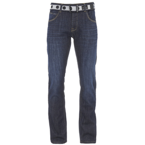 Crosshatch Men's Valerian Jeans - Dark Wash