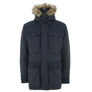 Fjallraven Men's Polar Guide Parka Jacket - Navy