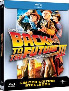 Zurück in die Zukunft 3 - Zavvi exklusive Limited Jubiläums-Edition Steelbook Blu-ray