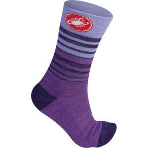 Castelli Women's Righina 13 Socks - Purple