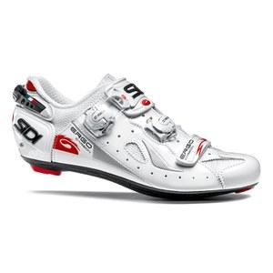 Sidi Ergo 4 Carbon Composite Cycling Shoes - White
