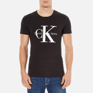 Calvin Klein Men's 90's Re-Issue T-Shirt - Black