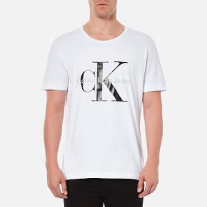 Calvin Klein Men's 90's Re-Isuue T-Shirt - Bright White
