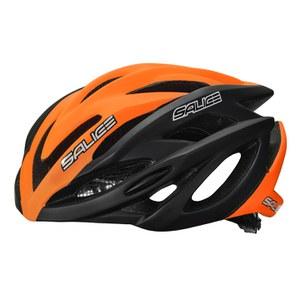 Salice Ghibli Helmet - Black/Orange