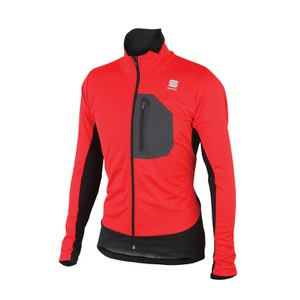 Sportful Windstopper Resist Jacket - Red/Black