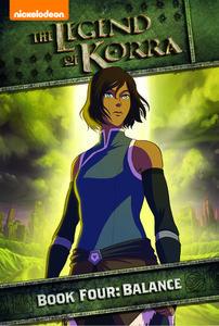 Legend Of Korra: Book Four Balance