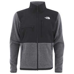The North Face Men's Denali 2 Polartec Jacket - Charcoal Grey