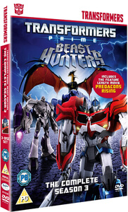 Transformers Prime Season 3 Beast Hunters - Complete Box Set