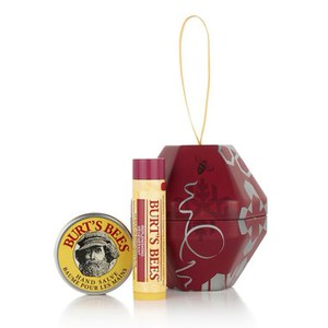 Burt's Bees Classic Pomegranate Lip Balm and Hand Salve