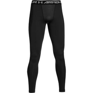 Under Armour Men's ColdGear Compression Leggings - Black