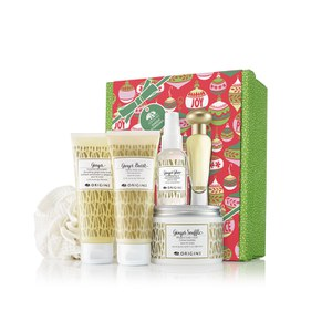 Origins Ginger Ginger Pleasures Bath and Body Set (Worth: £60.20)