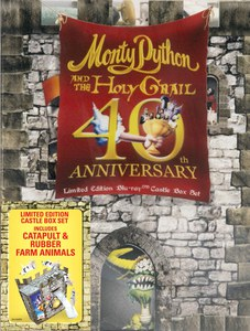 Monty Python & The Holy Grail - 40th Anniversary Limited Edition Gift Set
