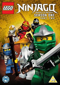 Lego Ninjago - Series 1 Part 2