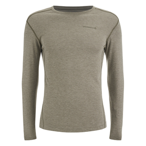 Merrell Geom Long Sleeve T-Shirt - Cappuccino Heather