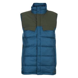Merrell Glacio Puffer Insulated Vest - Blue