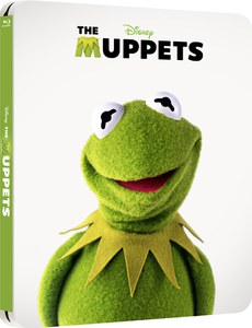 Die Muppets - Zavvi exklusives (UK Edition) Limited Edition Steelbook