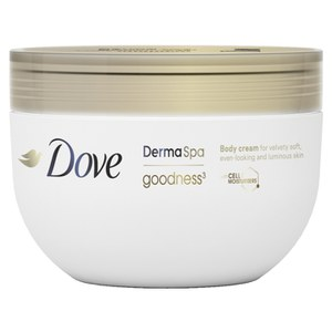 Dove DermaSpa Goodness3 Body Cream (300ml)