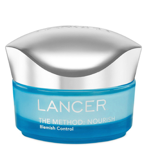 Crema Hidratante para la Piel Propensa al Acné Lancer Skincare The Method Nourish Blemish Control (50ml)