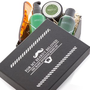 Set de Regalo para Barba Men Rock Awakening Beard Care - Beardly Beloved