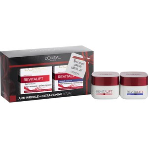 L'Oreal Paris Revitalift Day and Night Gift Set
