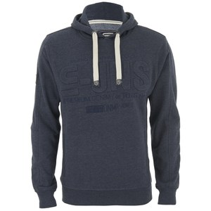 Smith & Jones Men's Batley Hoody - Navy Marl