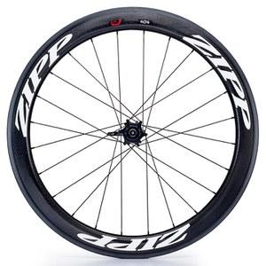 Zipp 404 Firecrest Carbon Clincher Rear Wheel 2016 - White Decal