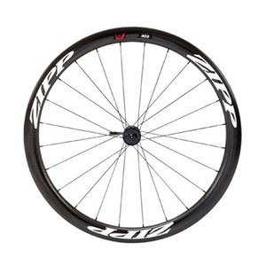 Zipp 303 Carbon Clincher Disc Front Wheel 2016 - White Decal