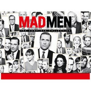 Mad Men - Seasons 1 - 7