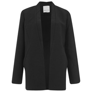 C/MEO COLLECTIVE Women's Counting Stars Blazer - Black