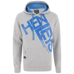 Henleys Men's Cris Hoody - Athletic Grey Marl