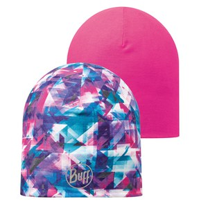 Buff Reversible Hat - Turquoise/Magenta