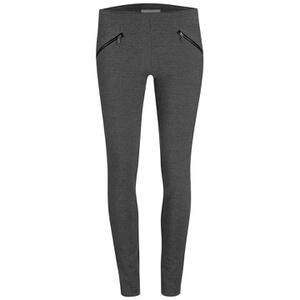 Vero Moda Women's Paco Leggings - Dark Grey Melange