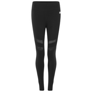 Myprotein Women's Yoga Leggings with Mesh Panels - Black