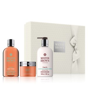 Molton Brown Heavenly Gingerlily Caressing Body Gift Set (Worth £53.00)